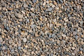 Gravel texture Royalty Free Stock Image