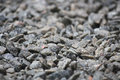 Gravel Textured Bokeh Background Royalty Free Stock Photos