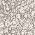 Gray abstract pattern seamless wallpaper with Stock Image