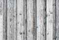 Gray barn board background closeup of a boards or weathered wood fence suitable for an abstract Stock Photo