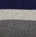 Gray and blue wool grey fabric background Stock Images