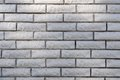 Gray brick wall background square with flare Royalty Free Stock Photos