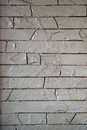 Gray brick wall texture grunge background with vignetted corners, can be used for interior design Royalty Free Stock Photo