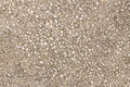 Gray concrete texture closeup with small stones Stock Photography