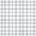 Gray gingham fabric background Royalty-vrije Stock Afbeelding