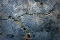Gray grunge  texture. cracks  and scratches on the old backgroun Royalty Free Stock Photo