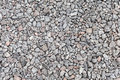 Gray industrial gravel background photo texture Stock Photos