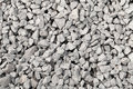 Gray industrial gravel background texture Royalty Free Stock Images