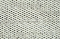 Gray knitted background closeup of fabric for Stock Photography