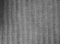 Gray knitwear background Royalty Free Stock Photo