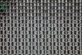 Gray metal industrial background texture grid pattern or Royalty Free Stock Photos