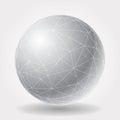 Gray polysphere
