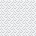 Gray seamless geometric vector background Royalty Free Stock Photos