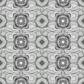 Gray seamless texture Stock Photos