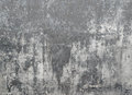 Gray wall cement used for background Stock Images