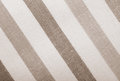 Gray white striped textile background texture Royalty Free Stock Photo