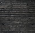 Gray wood wall Stock Image