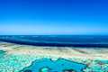 The great barrier reef in north queensland australia Stock Photo
