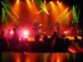 Great Big Sea in Concert Royalty Free Stock Image