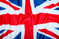 Great Britain United Kingdom flag Royalty Free Stock Photo