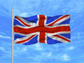 Great Britian Flag 1 Stock Photo