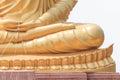 The great Buddha imagery in Ubonratchathani, Thailand Royalty Free Stock Photo