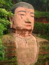 Great Buddha of Leshan, China Stock Photos