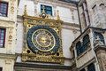 The Great-Clock of Rouen