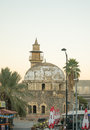 Great el omri mosque in tiberias israel december view of the israel Royalty Free Stock Images