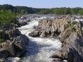 Great Falls Royalty Free Stock Photo