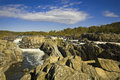 Great Falls Royalty Free Stock Image