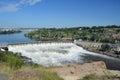 Great Falls MT Royalty Free Stock Photo