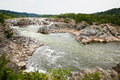 Great Falls National Park Royalty Free Stock Image