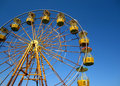 Great Ferris wheel Royalty Free Stock Images