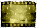 Great film frame Royalty Free Stock Photos