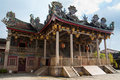 A great grand majestic clan temple Khoo Kong Si Stock Image