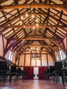Great Hall at the Lord Leycester hospital