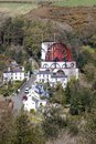 The Great Laxey Wheel Royalty Free Stock Photo