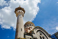 The Great Mahmudiye Mosque, Constanta, Romania Royalty Free Stock Photo