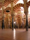 Great Mosque of Cordoba Spain Royalty Free Stock Photos