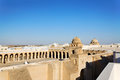 Great Mosque of Kairouan Stock Images