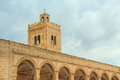 Great mosque of Monastir Royalty Free Stock Photo