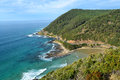 Great ocean road lorne victoria australia Royalty Free Stock Images