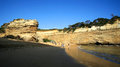 Great ocean road in victoria australia Royalty Free Stock Images