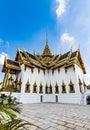 Great Palace Buddhist temple in Bangkok Royalty Free Stock Photo