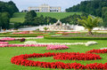 Great Parterre Royalty Free Stock Photography