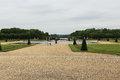 Great Parterre of Fontainebleau Royalty Free Stock Photo