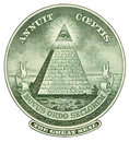 Great Seal of United States Stock Photo