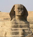 Great Sphinx of Giza 2 Stock Photography