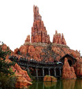 Great thunder mountain Royalty Free Stock Photo